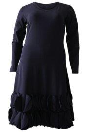 Boris Industries jurk cirkels div kleuren t/m maat 50