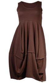 Boris Industries jurk stiksels zm div kleuren t/m 50
