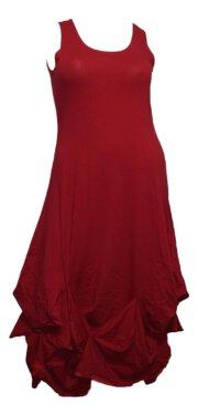 Boris Industries jurk hoekjes div kleuren tot maat 48/50