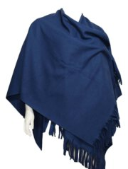 BORIS INDUSTRIES PONCHO FLEECE ALLE KLEUREN